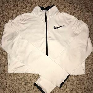 Nike Dri Fit Quarter Zip